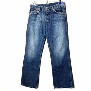 Lucky Brand Dungarees Mens Bootcut Jeans Size 30